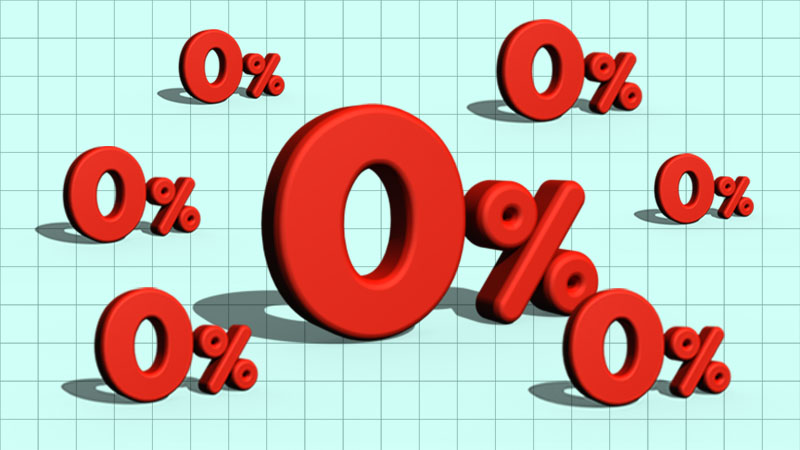 Zero Interest Rate